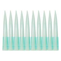 Túi 500 chiếc đầu côn pipet hút loại 1ml nhựa PP xanh tiệt trùng