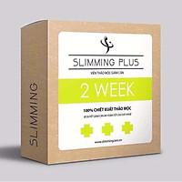 Viên uống thảo dược SLIMMING PLUS - Hỗ trợ kiểm soát cân nặng hiệu quả an toàn (liệu trình 14 ngày)
