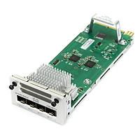 Cisco C3850-NM-4-1G Catalyst 3850 4 x Gigabit Ethernet Network Module - Hàng chính hãng