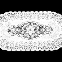 Khăn trải bàn nhựa họa tiết nổi 60X120cm