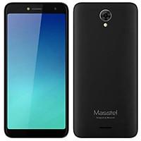 Điện thoại Masstel X3 - Đen - Hàng chính hãng