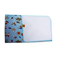 Tấm lót Chống Thấm cao cấp cho bé 3D PVC5769 Sunbaby