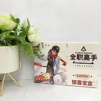 Hộp quà tặng anime A5.5 Toàn chức cao thủ chibi in hình xinh xắn