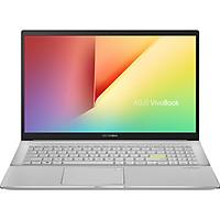 Laptop Asus VivoBook S533JQ-BQ015T (Core i5-1035G1/ 8GB DDR4 2666MHz/ 512GB SSD M.2 PCIE G3X2/ MX350 2GB GDDR5/ 15.6 FHD IPS/ Win10) - Hàng Chính Hãng