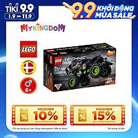 Đồ chơi LEGO Technic Chiến Xe Monster Jam Grave Digger 42118
