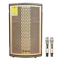 Loa karaoke bluetooth Forzen FC-15Y - Hàng chính hãng