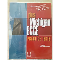 MM Publications: Sách học tiếng Anh - Sách luyện thi - Plus Michigan ECCE Practice Tests Student's Book ( Revised 2013 ECCE)
