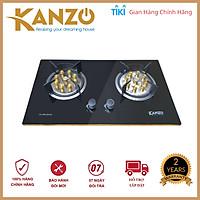 Bếp gas âm Kanzo KZ-PRO-99 GA Italy Technology - 9 đầu hâm công nghệ mới (Tặng miếng chắn gió) - Hàng chính hãng