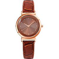 Quartz Watch Wristwatches Casual Round Beads Scale 3 Colors Pointer Decoration Watches Students