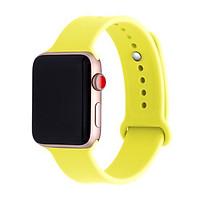 Dây đeo silicon cho Apple Watch 38mm / 40mm Kakapi - Hàng chính hãng
