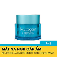 Mặt nạ ngủ cấp nước Neutrogena Hydro Boost 50g