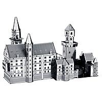 Mô hình lắp ghép 3D bằng kim loại Lâu đài Newcastle