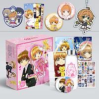 Hộp quà sakura thủ lĩnh thẻ bài hộp lớn