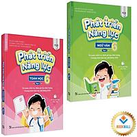 Sách - Combo 2 cuốn: Phát Triển Năng Lực - Ngữ Văn + Toán 6 PLUS tập 1
