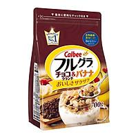 Ngũ Cốc Calbee Chuối & Chocolate 700g