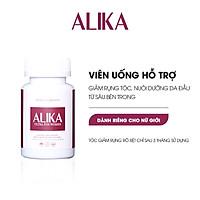 Viên uống Alika Ultra for Women, Giảm Rụng Tóc, Hỗ trợ, Kích Thích Mọc Tóc và Đen Tóc Trở lại , hộp 60 viên