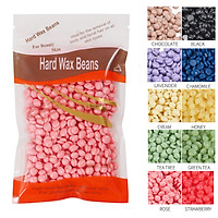 Sáp Wax Lông Nóng Wax Bean 100gr, Dạng Hạt Đậu(Tặng Kèm Que Phết Wax Stick)