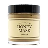 Mặt Nạ Rửa Cấp Ẩm Sâu, Ngăn Ngừa Lão Hóa Mật Ong I'm From Honey Mask