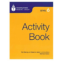 Foundations Reading Library 6: Activity Book