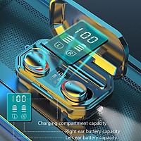 Tai Nghe Bluetooth 9d M15 Tws Chống Nước Ipx7 Cho Điện Thoại Android