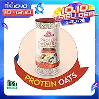 Yến Mạch ăn liền giàu đạm - Vị Dừa - Protein Oats - Red Tractor Foods 500gr - Nhập khẩu Úc