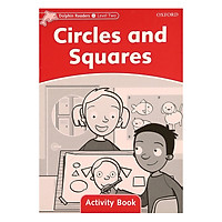 Dolphin Readers Level 2 Circles And Squares Activity Book