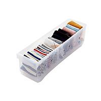 Khay nhựa đa năng Oliving loại cao size M (Tray 2)- Khay mỹ phẩm- Khay tủ lạnh