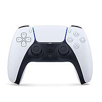 Tay cầm chơi game PS5 DualSense CFI-ZCT1G không dây (Trắng) - Hàng chính hãng