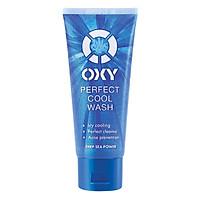 Gel Rửa Mặt Sạch Nhờn Siêu Mát Lạnh Oxy Perfect Cool Wash (100g)