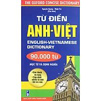 NDB - Từ điển Anh - Việt 90.000 Từ ( Mục Từ và Định Nghĩa)
