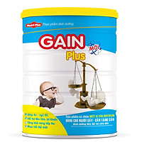 Sữa bột công thức dinh dưỡng GAIN PLUS tăng cân cho người gầy NUTRI PLUS 900G- 8936071029034