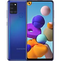 Điện Thoại Samsung Galaxy A21s - Hàng Chính Hãng - Đã Kích Hoạt Bảo Hành Điện Tử