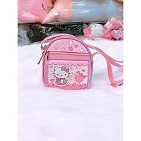 Túi đeo chéo cho bé Hello Kitty (KTW095)