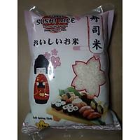 Gạo Nhật SUSHI RICE 1KG (Giống Nhật trồng tại Việt Nam)
