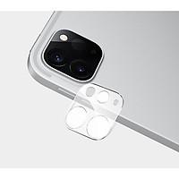 Miếng dán cường lực Camera cho iPad Pro 11.0 inch ( 2020 ) trong suốt chống xước, chống vỡ