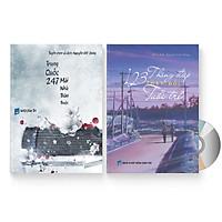 Combo 2 sách: Trung Quốc 247: Mái nhà thân thuộc (Song ngữ Trung - Việt có Pinyin) + 123 Thông Điệp Thay Đổi Tuổi Trẻ (Trung giản thể – Trung phồn thể – Pinyin – tiếng Việt) + DVD quà tặng