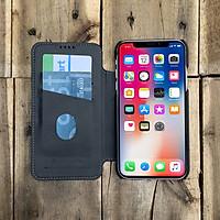 Bao da kiêm ví dành cho iPhone 11 - Màu đen
