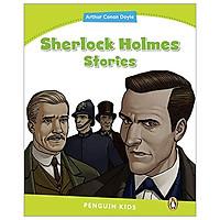 Level 4: Sherlock Holmes Stories (Pearson English Kids Readers)