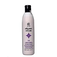 Dầu Gội tím khử vàng Anti-Yellow Shampoo Blonde Bleached And Grey Hair 1000Ml