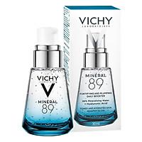 Dưỡng Chất Giàu Khoáng Chất Vichy Mineral 89 Giúp Da Sáng Mịn Và Căng Mượt 30ml