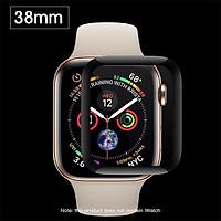 Kính Cường Lực Cao Cấp Cho Apple Watch COTEetCI - Full Size  - Dán Full màn 4D - Hàng Chính Hãng