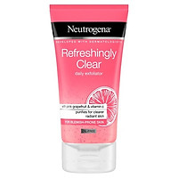 Sữa rửa mặt Neutrogena Refresshingly Clear Daily Exfoliator Oil Free (Bill Anh)