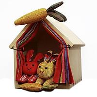 Nhà thỏ Buratino ET18-0009