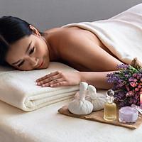 PARADISE BEAUTY AND SPA - Massage Body Tinh Dầu Dừa Dược Thảo Thư Giản Toàn Thân, Trẻ Hóa Vùng Da Lưng