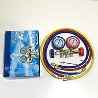Đồng hồ đo áp suất Gas máy lạnh HS-536C