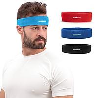 Băng đô, băng trán thể thao headband thấm hút mồ hôi nam nữ GoodFit GF802SB