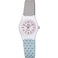 Đồng hồ nữ thời trang Q&Q Citizen VP47J034Y dây nhựa thương hiệu Nhật Bản