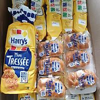 Combo 5 bánh mì hoa cúc Mini 210gr - Bánh ngọt Harrys Brioche Tressée