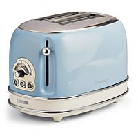 Nướng bánh mỳ 2 khay  (Màu xanh da trời) Ariete  MOD. 0155/15 - Hàng chính hãng
