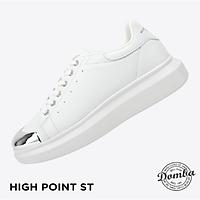Giày Domba đầu mũi giày kim loại H-9018